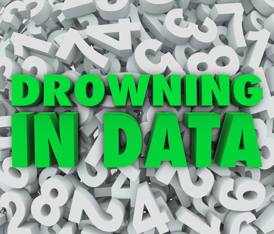 If you're not drowning in data now, just wait. A six-fold increase by 2020 will create risk beyond what you know today.